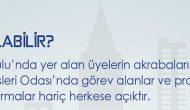 KİMLER KATILABİLİR
